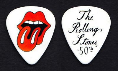 The Rolling Stones 50th Anniversary Promotional Guitar Pick #3 - 2012 Grrr! • 7.40£