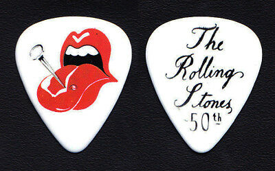 The Rolling Stones 50th Anniversary Promotional Guitar Pick #2 - 2012 Grrr! • 7.40£