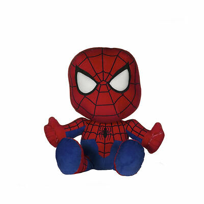 £15.95 • Buy Official Marvel Comics Spiderman Large 12  Plush Soft Toy Teddy New Style Bnwt *