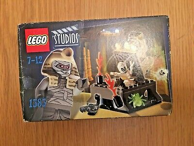 Lego Studios 1383 Curse Of The Pharaoh Brand New In Sealed Box Vintage  • 29.50£