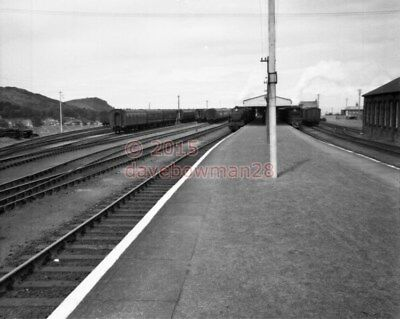 Photo  Sr Ilfracombe Railway Station View And Yard With Trains In View In 1961 • 3£