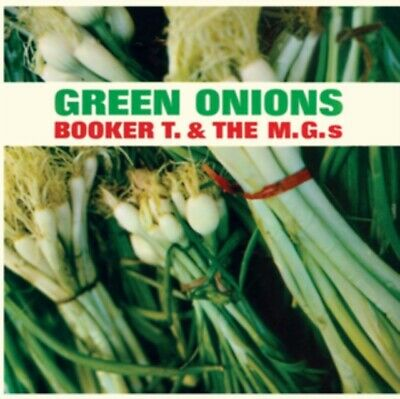 Booker T. & The M.g.s - Green Onions NEW LP • 15.99£