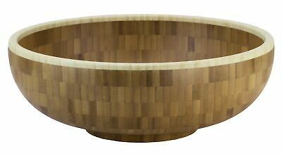 $64.29 • Buy Totally Bamboo Classic Bowl - 12 In