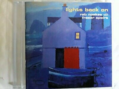 £4.29 • Buy Rab Noakes With Fraser Speirs Lights Back On Cd Free Uk Post