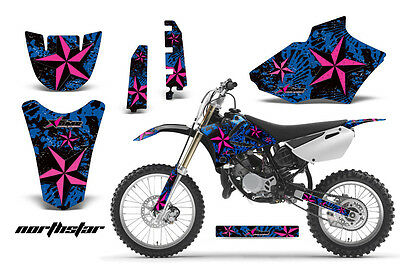 AU252.65 • Buy Dirt Bike Decal Graphics Kit MX Sticker Wrap For Yamaha YZ85 2002-2014 NSTAR P U