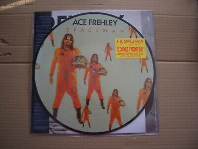 Ace Frehley (kiss) - Spaceman - Lp Picture Disc - 2019 Rsd Record Store Day New • 39.99£