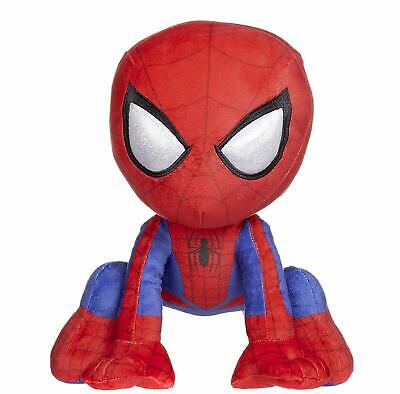 £14.95 • Buy Official Marvel Comics Spider Man Crouching Pose 12  Soft Toy Plush Teddy Bnwt
