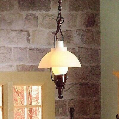 1/12 Scale Dolls House Emporium 'Gas' Hanging Ceiling Light 12V 7096 • 9.99£