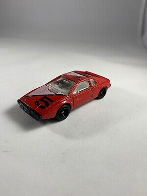 $ CDN3.92 • Buy JRi 1970s Lotus Esprit S1 Sports Car Red #5 1/64 Scale Diecast Hong Kong