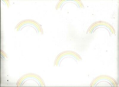 $35.99 • Buy Rainbow Childs Room Wallpaper Muted USF2253