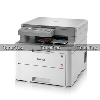 AU524.70 • Buy Brother DCP-L3510CDW Multi-Function Wireless Color Laser Printer+Duplexer 18PPM