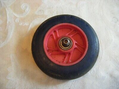 One Scooter Wheel 118 Mm Dia With 8 Mm Axle Bolt • 3.99£