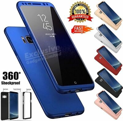 $ CDN4.93 • Buy Case For Samsung Galaxy S7 S8 S9 Plus Ultrathin ShockProof Hybrid 360 TPU Cover