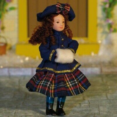 1/12 Scale Dolls House Emporium Porcelain Daniella Doll 7435 • 12.15£