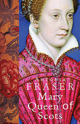 Mary Queen Of Scots (WOMEN IN HISTORY), Fraser, Lady Antonia, Very Good Book • 2.95£