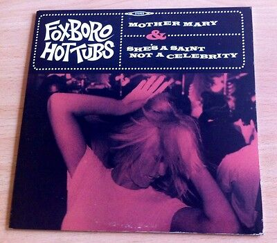 FoxBoro Hot Tubs - Mother Mary 7  Vinyl Green Day • 14.95£