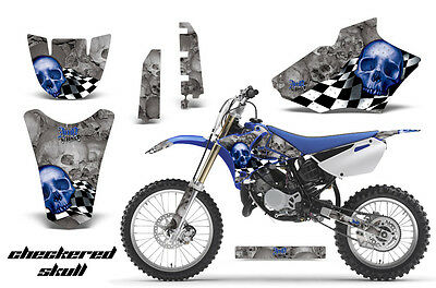 AU252.65 • Buy Dirt Bike Decal Graphics Kit MX Sticker Wrap For Yamaha YZ85 2002-2014 CHECK U S