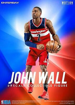 $190.90 • Buy NBA 1:9 Scale Action Figure (John Wall) - Enterbay Free Shipping!
