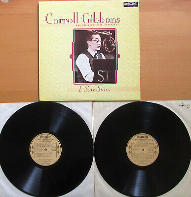 £9.99 • Buy I Saw Stars Carroll Gibbons & The Savoy Hotel Orpheans 2xLP Saville SVLD001 NM