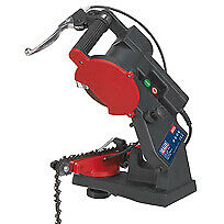 £81.74 • Buy Chainsaw Blade Sharpener - Quick Locating 85W   SEALEY SMS2002C