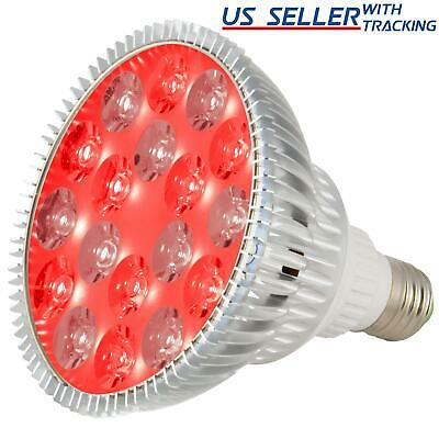 ABI LED Light Therapy Bulb, 660nm Deep Red & 850nm Near Infrared Combo 54W Class • 28.92£