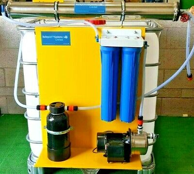 4040 Static Ro System With Booster Pump No Tank. • 800£