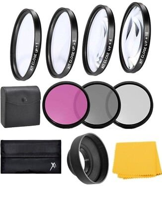 AU43.26 • Buy 40.5mm Accessoriy Filter Kit For Sony Alpha A5000 A5100 A6000 A6300 A6400 A6500