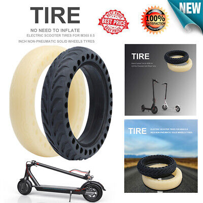 AU9.39 • Buy For Xiaomi Mijia M365 Electric Scooter Solid Outer Tire Wheel Inner Tube 8.5