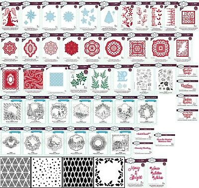 £4.50 • Buy CREATIVE EXPRESSIONS - SUE WILSON DIES, STAMPS - FESTIVE 2019 Choice Of