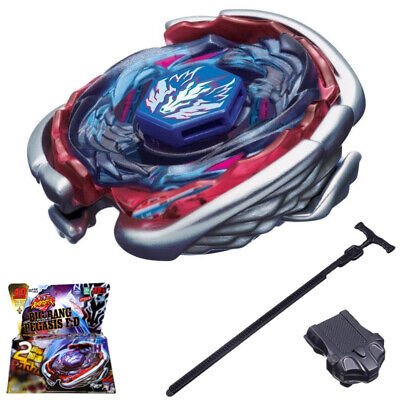 $7.69 • Buy Big Bang Pegasis Beyblade Cosmic Pegasus F:D BB-105 4d STARTER SET WITH LAUNCHER
