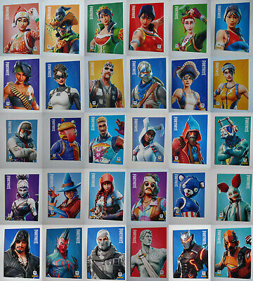$ CDN4 • Buy 2019 Panini Fortnite Series 1 Trading Cards Complete Your Set Pick List 101-300
