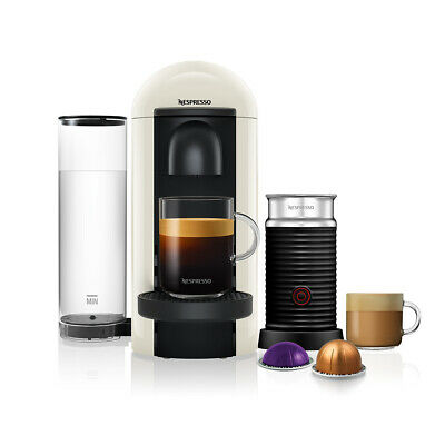 View Details Nespresso VertuoPlus And Aeroccino3 Coffee Machine • 269.10AU
