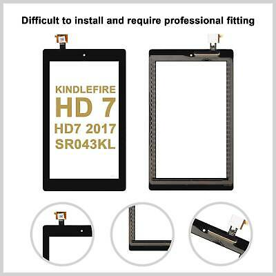 £7.99 • Buy Touch Screen Digitizer For Amazon Kindle Fire HD 7 HD7 2017 SR043KL Glass Lens