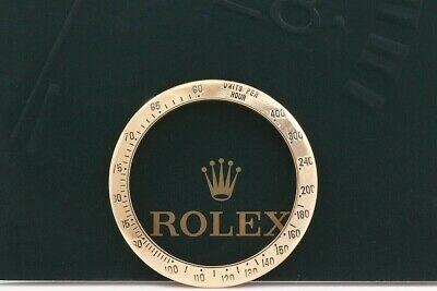 $ CDN1027.82 • Buy Rolex Daytona 18k Yellow Gold Bezel For Model 116523/8 FCD9092