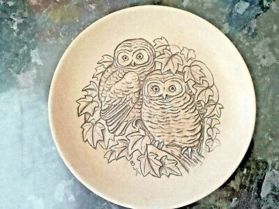 Owl Dish By Poole Pottery  • 4.99£