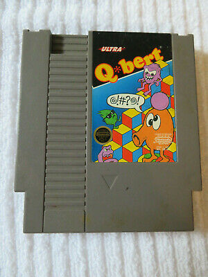 $ CDN12.62 • Buy Qbert (Nintendo Entertainment System, 1989) GUC