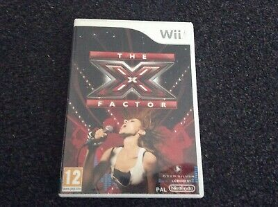The X-Factor: Solus (Nintendo Wii, 2010) • 2.95£