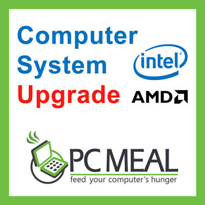 AU89 • Buy PCMeal Computer System MotherBoard Upgrade To Z370 SLI/CrossFire From H370