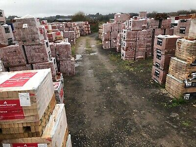 House Bricks Ibstock Red Multi £400 Per Thousand Nationwide Delivery 👍😀 • 400£