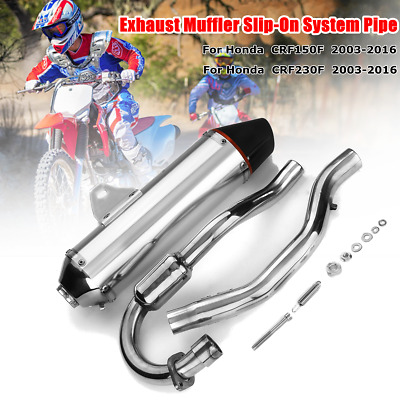 crf 230 exhaust