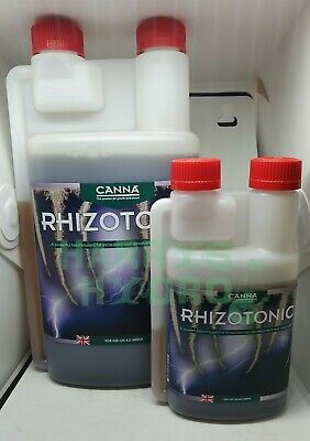 Rhizotonic Root Stimulator Plant Nutrients Additive Hydroponics 100ml 250ml 1Ltr • 8.99£