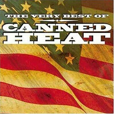 Canned Heat The Very Best Of Cd (greatest Hits / Collection) • 4.69£
