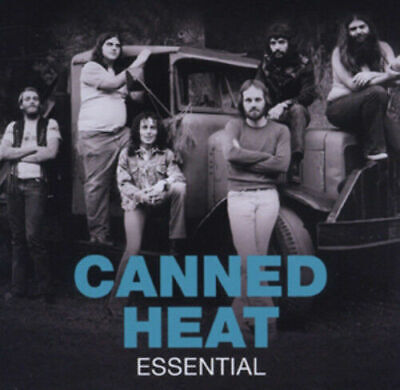 Canned Heat Essential Cd (greatest Hits / Collection) • 4.47£