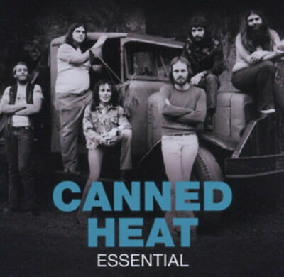 £4.47 • Buy Canned Heat Essential Cd (greatest Hits / Collection)