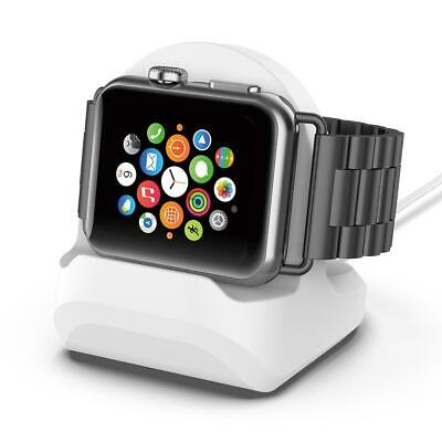 $ CDN7.75 • Buy 1PCS Silicone Charging Station Stand Dock For Apple Watch IWatch Series 1/2/3/4