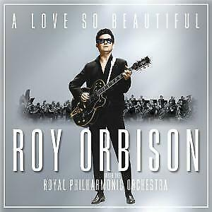 $7.58 • Buy ROY ORBISON WITH THE ROYAL PHILHARMONIC ORCHESTRA A Love So Beautiful CD 17 Tr