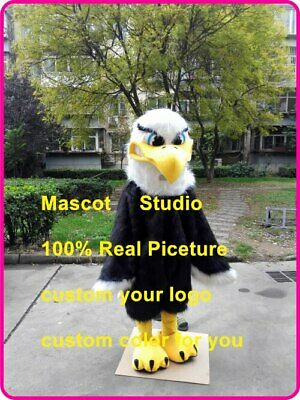 Plush Eagle Mascot Costume Suit Cosplay Party Game Dress Outfit Halloween Fancy@ • 256.50£