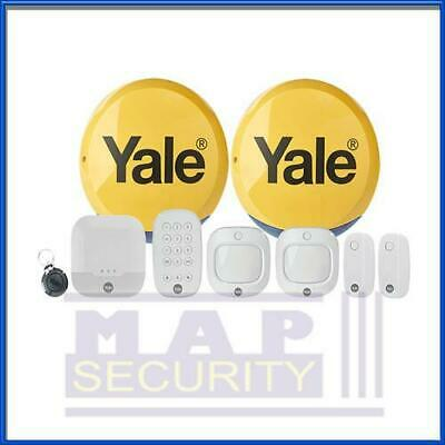 Yale Ia-330- Sync Friendly Family Alarm,full App Control * New • 360£