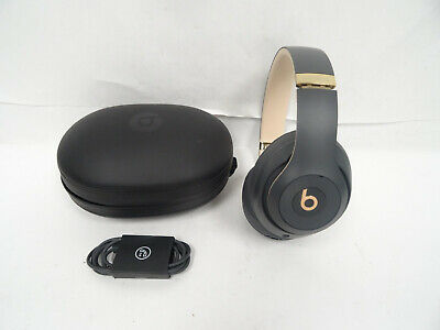 55efc00a55c Beats By Dr. Dre Studio3 Wireless Over Ear Headphones Gray - 6/L41720A •