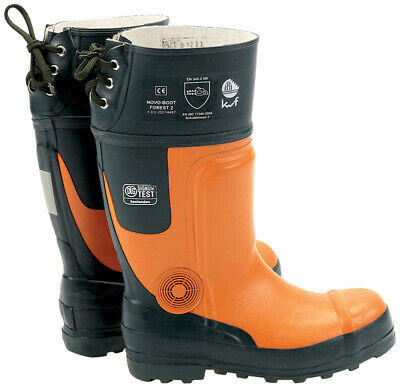 Genuine DRAPER Expert Chainsaw Boots - Size 9/43 | 12063 • 165.55£
